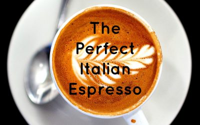 In Search of the Perfect Espresso