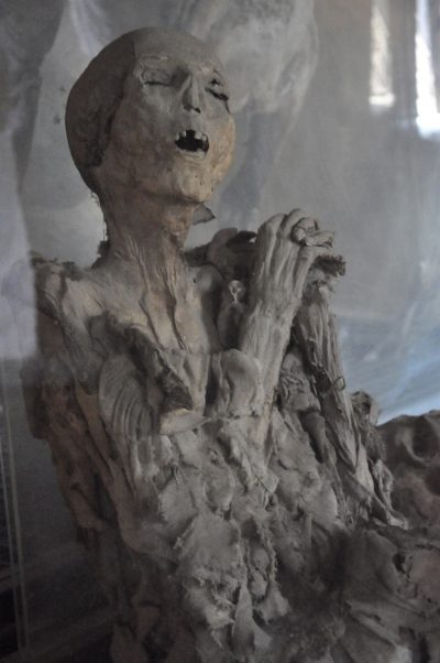 The Mummies of Ferentillo
