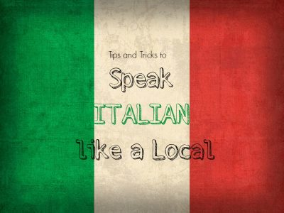 Speak Italian like a Local