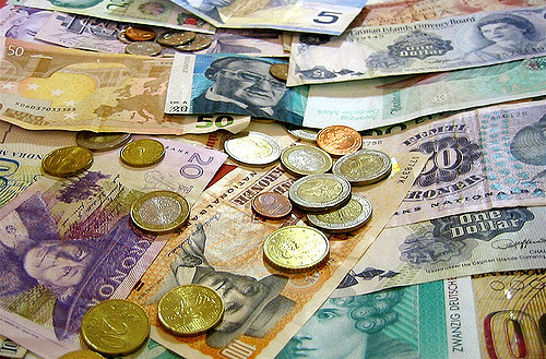 Tips for travelers- order your currency before you travel