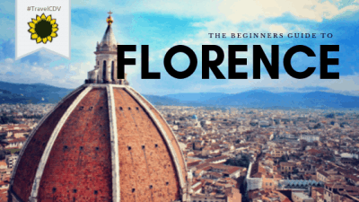 The Beginners Guide to Florence